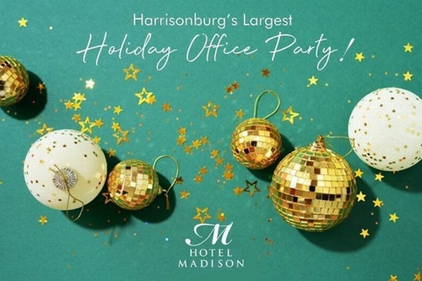 Harrisonburg's Largest Office Holiday Party