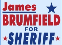 James Brumfield for Sheriff