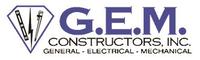 G.E.M. Constructors, Inc.