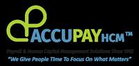 AccuPay HCM Payroll & HR Services Since 1992