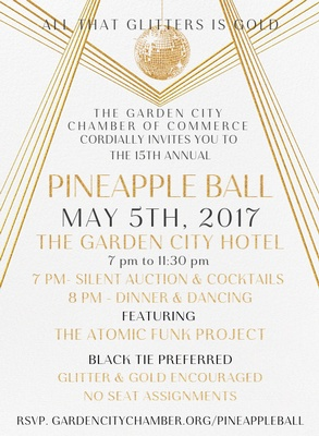 2017 Pineapple Ball May 5 2017 Garden City Chamber Of