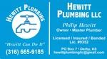 Hewitt Plumbing LLC