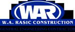 W.A. Rasic Construction Company Inc.