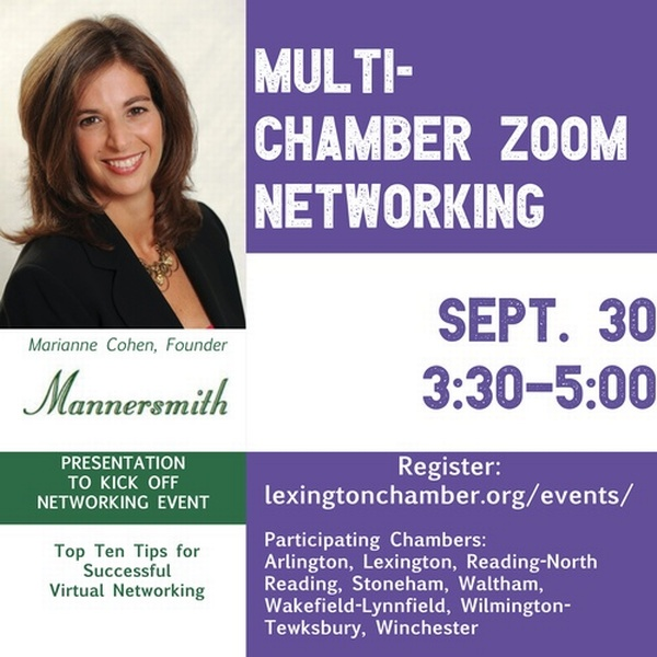 Zoom Speed Networking