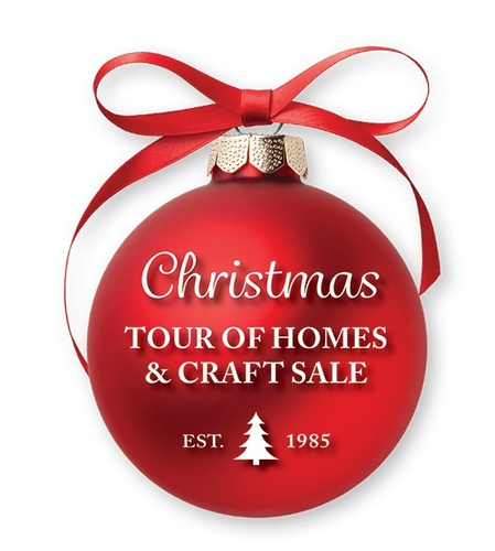 Christmas Tour Of Homes 2020 Christmas Tour of Homes & Craft Sale 2020   Nov 20, 2020 to Nov 22