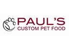 Paul's Custom Pet Food