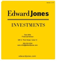 Edward Jones - Sara L. Mills, Financial Advisor