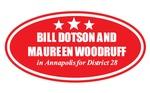 Maureen Woodruff and Bill Dotson