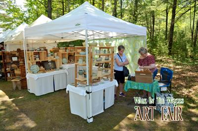 2019 Walk in the Woods Art Fair