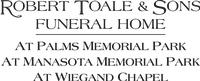 Robert Toale and Sons Funeral Home @ Manasota Memorial Park