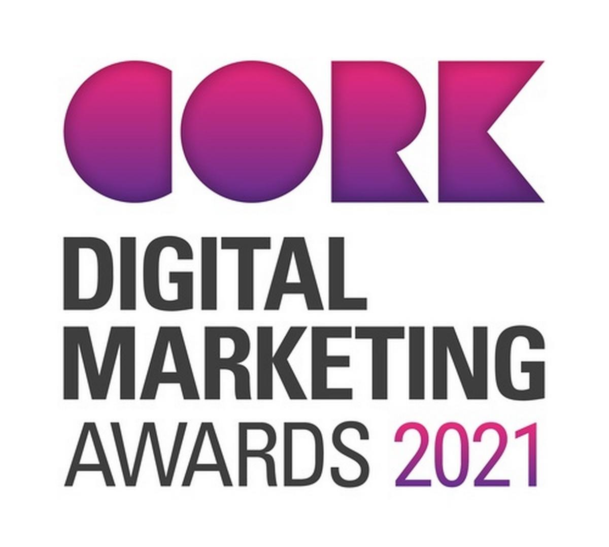Cork Digital Marketing Awards Ceremony
