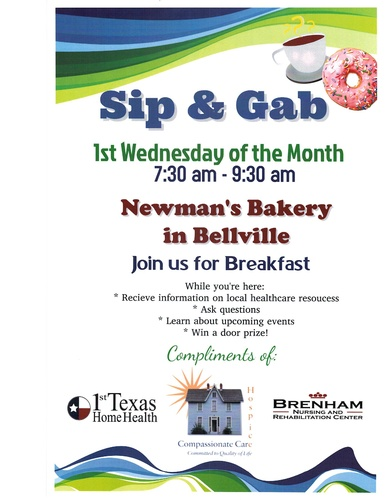 Sip And Gab Newman S Bakery