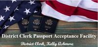 Kelly Ashmore, Grayson Co. District Clerk - Passport Acceptance Facility