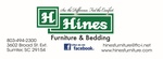 Hines Furniture Co. of Sumter Inc.