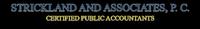 Strickland and Associates,PC, CPAs
