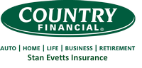 COUNTRY®  Financial- Stan Evetts