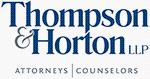 Thompson & Horton LLP