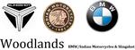 BMW, Indian, And Slingshot - The Woodlands