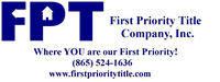 First Priority Title Company