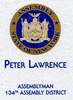 NYS Assemblyman Peter Lawrence