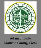 Monroe County Clerk Adam J. Bello