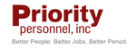 Priority Personnel, Inc.