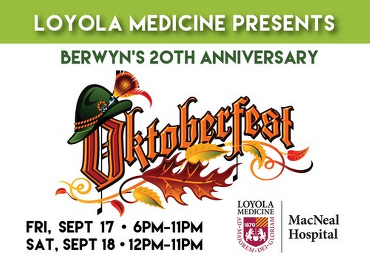 Loyola Medicine Presents - Berwyn Oktoberfest 2021