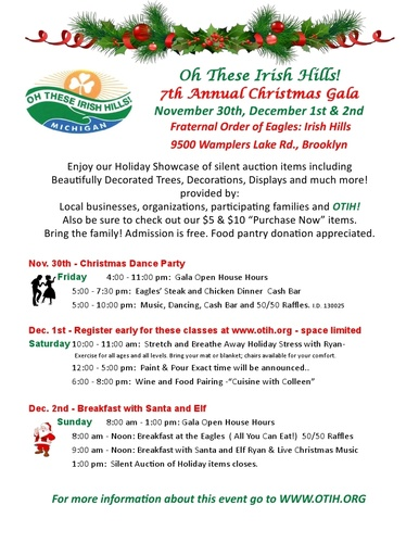 7th annual christmas gala - Is 7 11 Open On Christmas