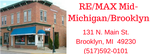 RE/MAX Mid-Michigan/Brooklyn