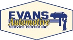 Evans Automotive Service Center, Inc.