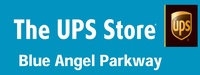 UPS Store at Blue Angel