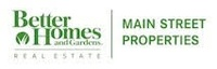 Kathy Justice - Better Homes & Gardens Real Estate Main Street Properties