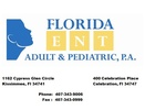 Florida Ent Adult & Pediatric PA