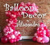 Balloon Decor by Alexandra