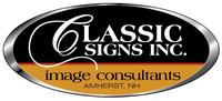 Classic Signs Inc.