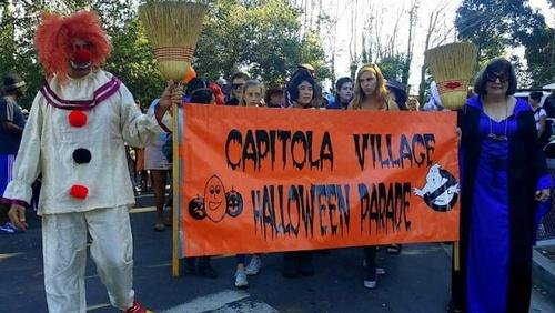 Capitola Village Halloween Parade 2020 Capitola Village Halloween Parade   Oct 25, 2020