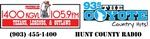 KGVL-AM 1400/ 93.5 KIKT-FM