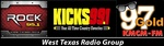 West Texas Radio Group (Rock 95.1-FM, KHKX-FM Kicks 99.1, KMCM-FM 97 Gold)