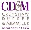 Crenshaw, Dupree & Milam, LLP