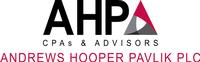 Andrews Hooper Pavlik PLC