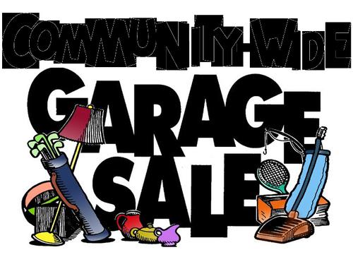 Fall Community-Wide Garage Sale - Oct 5, 2019 - Smithville Area