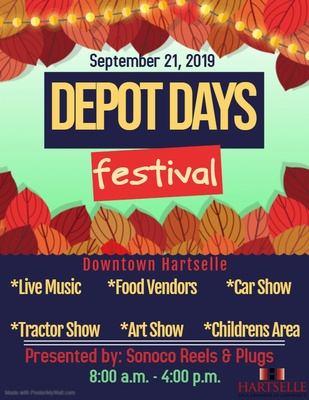 Depot Days @ Downtown Hartselle