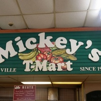 Mickey's T-Mart