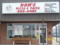Don's Pizza & Pasta