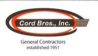 Cord Bros., Inc.
