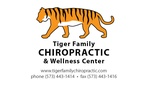 Tiger Family Chiropractic and Wellness Center