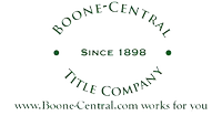 Boone-Central Title Company