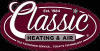 CLASSIC HEATING & AIR