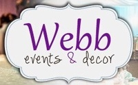 Webb Events and Decor