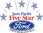 Five Star Ford North Richland Hills